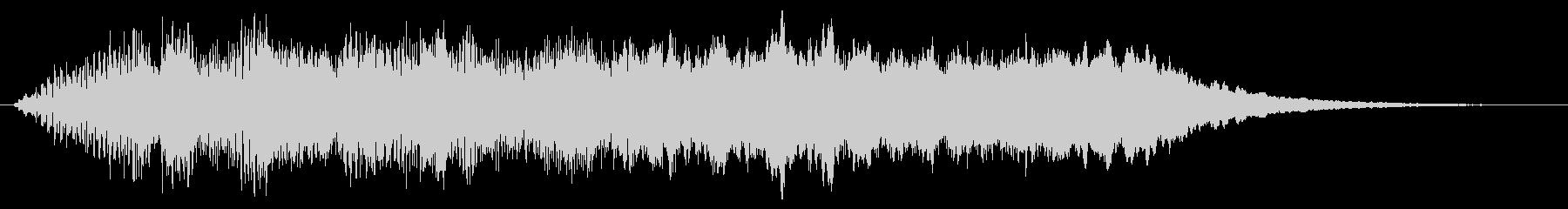 EDM系のDJ/音楽制作用フレーズ!03の未再生の波形