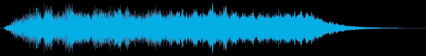EDM系のDJ/音楽制作用フレーズ!03の再生済みの波形
