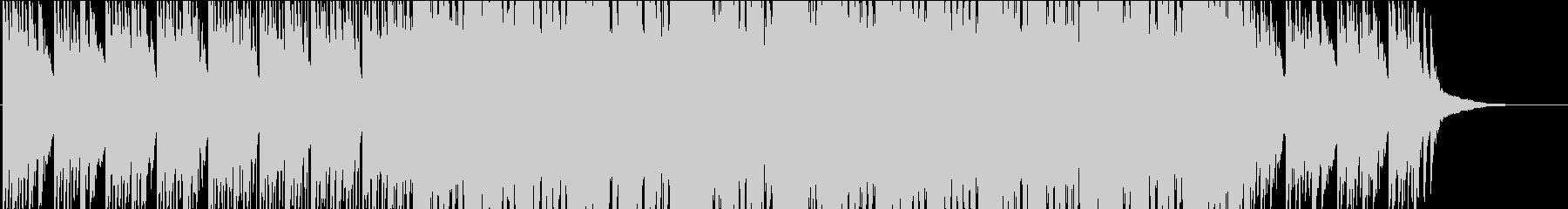 企業VP/ピアノ/疾走感/前向き/透明感の未再生の波形