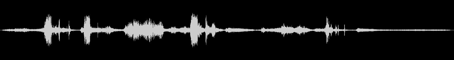 ポルシェ928:ドライブイン、スキ...の未再生の波形