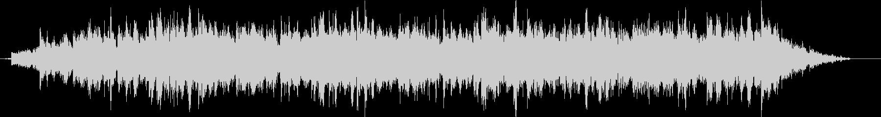ドローン ハイチャイム02の未再生の波形