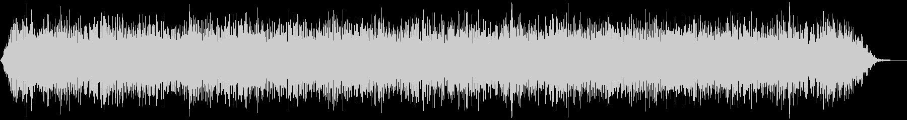 【アンビエント】ドローン_41 実験音の未再生の波形