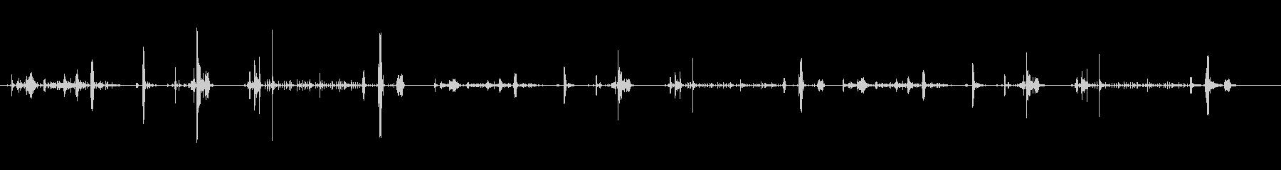 クリンクス、キーキー、ホイール、チ...の未再生の波形