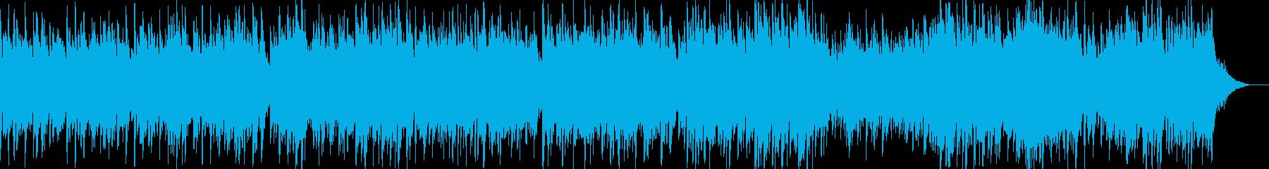 アコースティック楽器。メランコリッ...の再生済みの波形