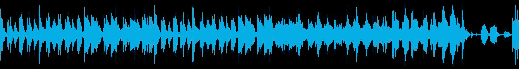 ループ仕様、のんびり日常系オーケストラの再生済みの波形