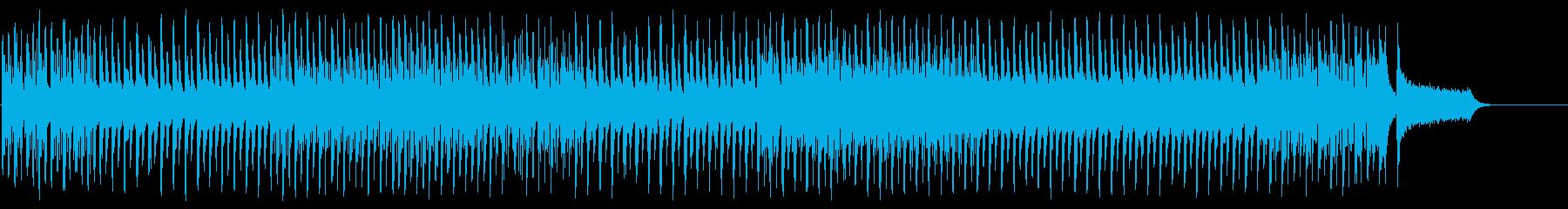 映画風ポップ/マーチ/マイナーの再生済みの波形