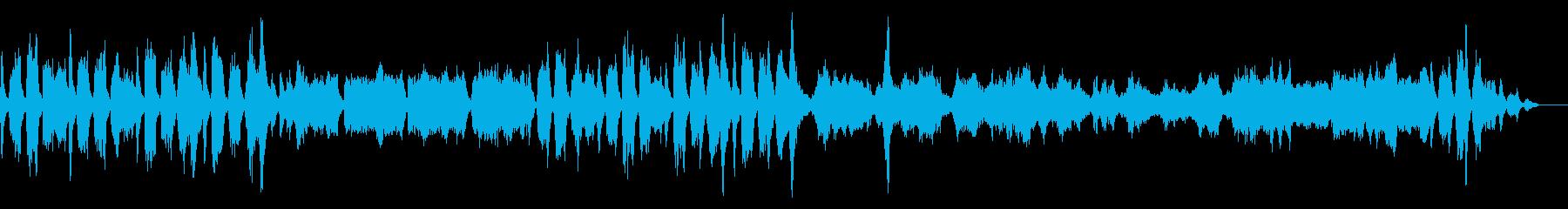 【生SQ】和風・悲しい決意行進曲風FOの再生済みの波形