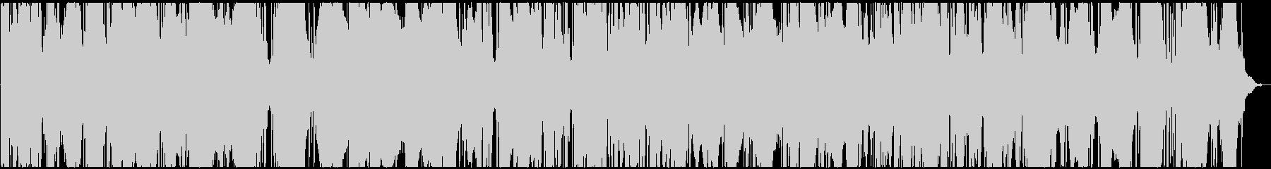 シーケンス ダークビート02の未再生の波形