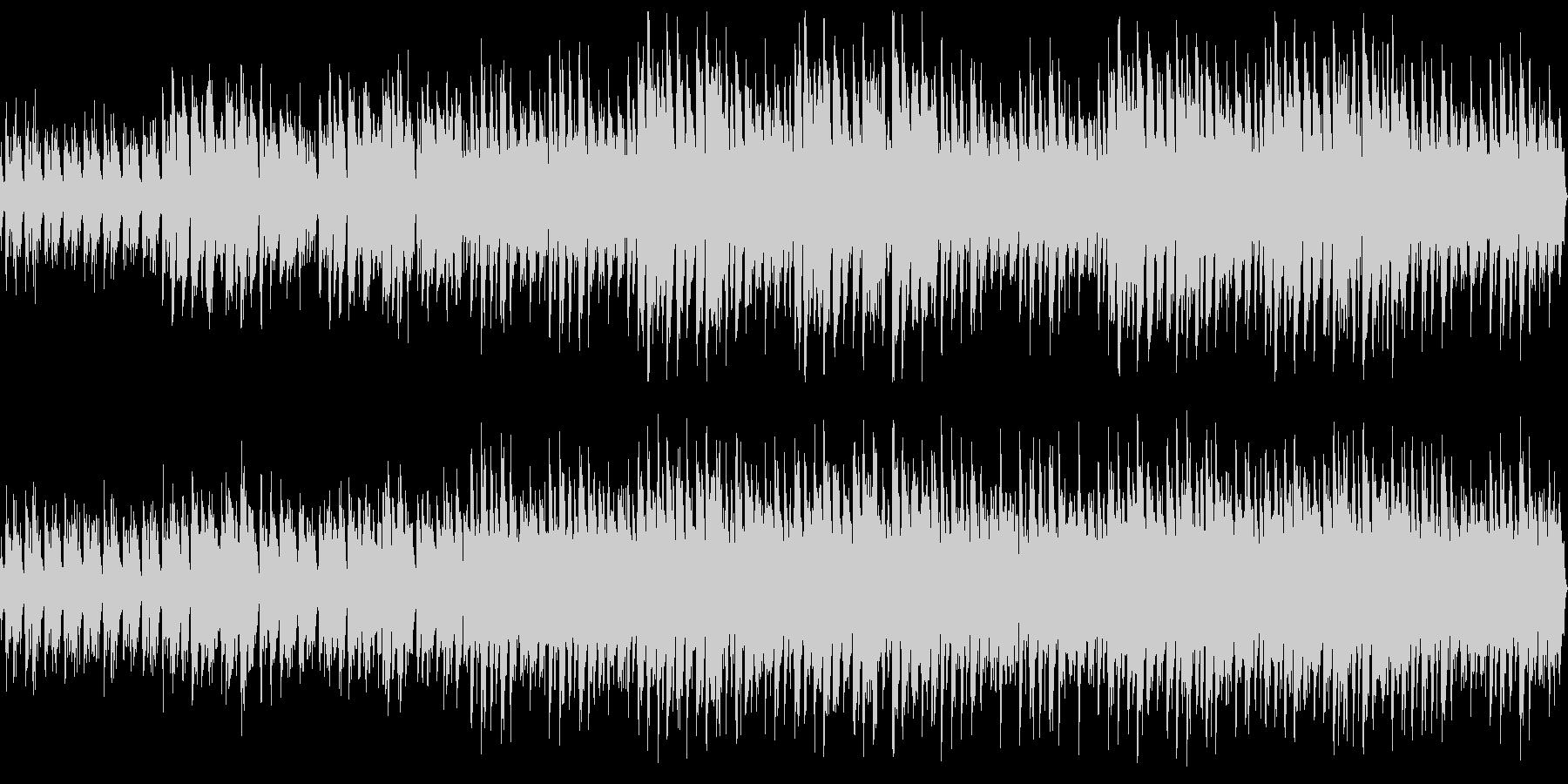 リコーダー2本でほのぼのカントリーの未再生の波形