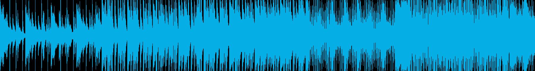 その日の終わりの日常系インスト■ループ可の再生済みの波形