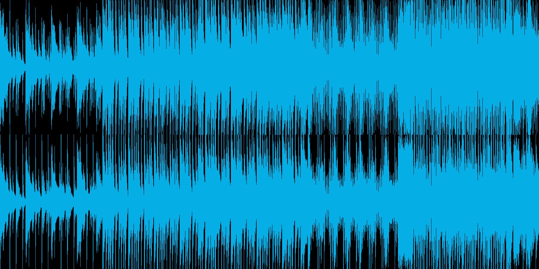 ループ■その日の終わりの日常系インストの再生済みの波形