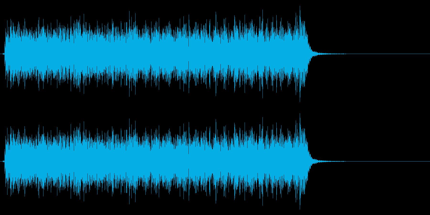 時計 アラーム05-1の再生済みの波形