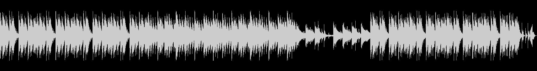 ループ・メイン抜 アングラなHIPHOPの未再生の波形