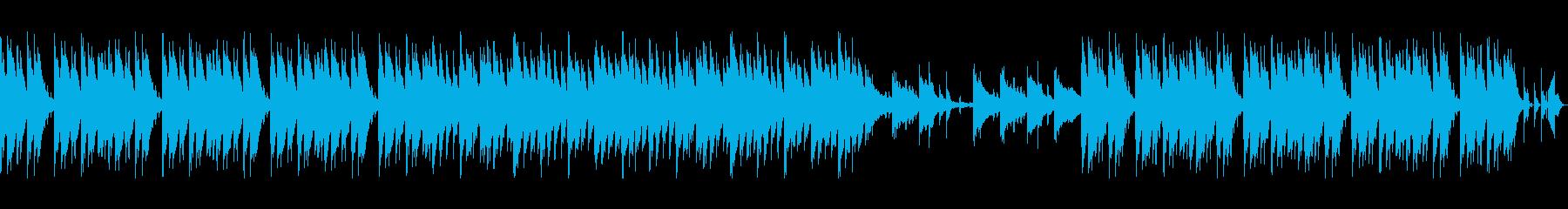 ループ・メイン抜 アングラなHIPHOPの再生済みの波形