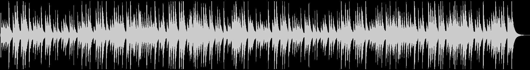 和風/落ち着いた料亭の上品な琴の未再生の波形