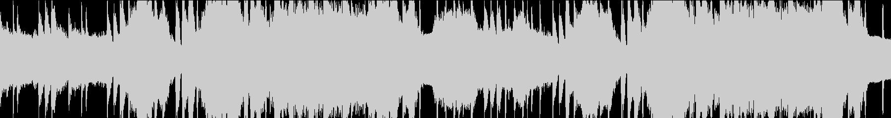 サスペンス■ブラスを基調としたループ音源の未再生の波形