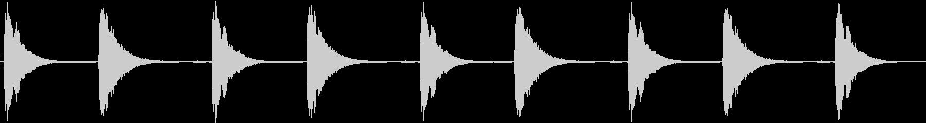 アンティークトレイン「オールアボー...の未再生の波形
