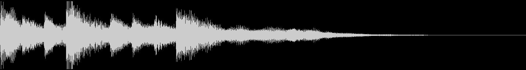 ゲームオーバー02 の未再生の波形