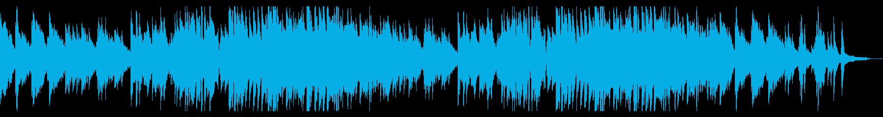 Happy Energy Pianoの再生済みの波形