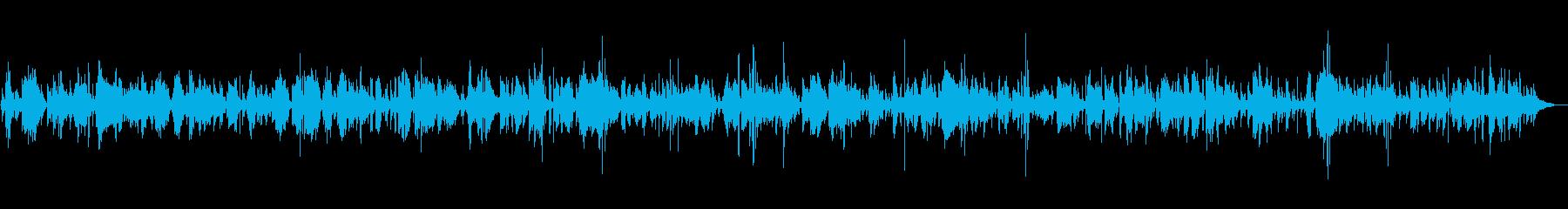 JAZZ|官能的な大人のサックスBGMの再生済みの波形