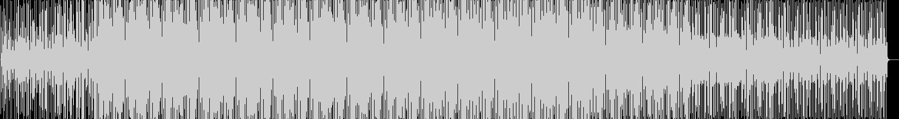 メニュー画面、説明時のBGMに最適の未再生の波形