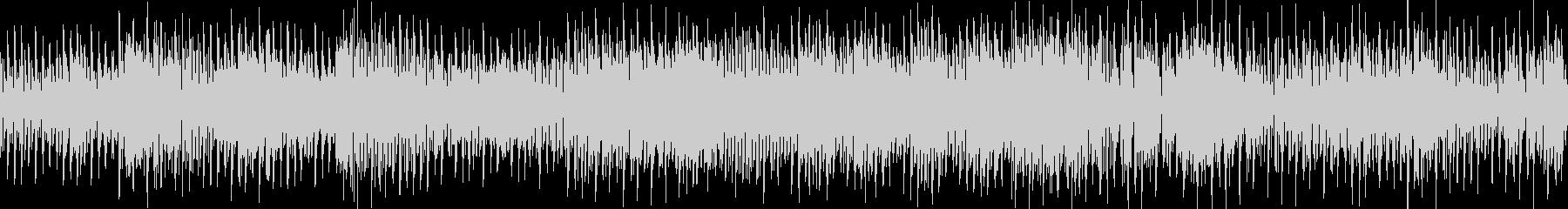 EDM ボイス ダンス 激しい ループの未再生の波形