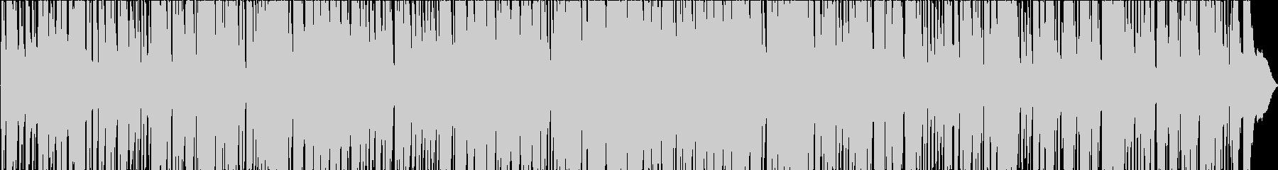 リラックスジャズの未再生の波形