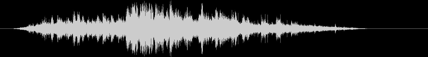 エルロシオカスカベレスカレタの未再生の波形