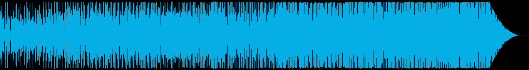 のほほんとした可愛い曲です。の再生済みの波形
