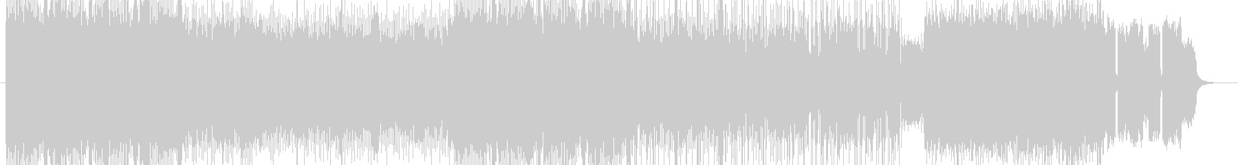 DEATH・HEAVYMETAL系の作曲の未再生の波形