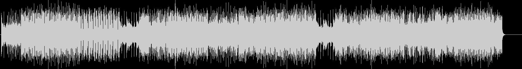 DARK・HARDROCK BGM286の未再生の波形