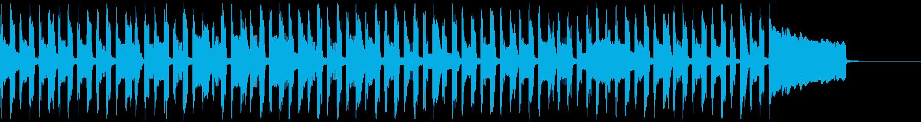 呼び込み君っぽい曲_ショートverの再生済みの波形