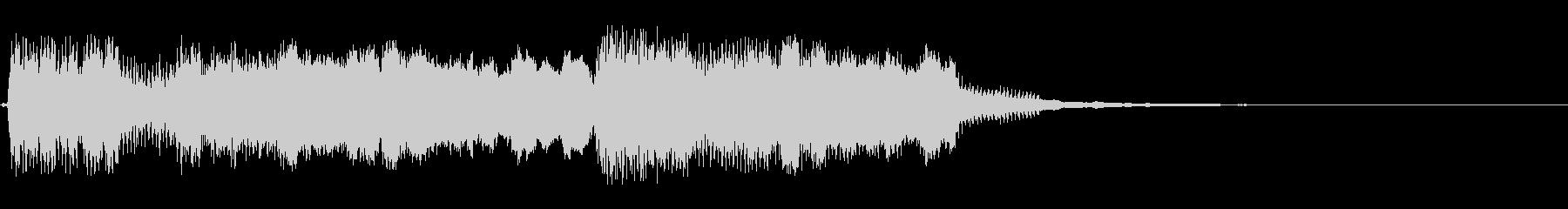 事件が起きたタッチM=弦とFl・シンバルの未再生の波形