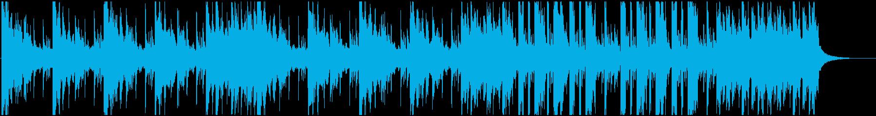 スピード感と浮遊感のドラムンベースリフ。の再生済みの波形