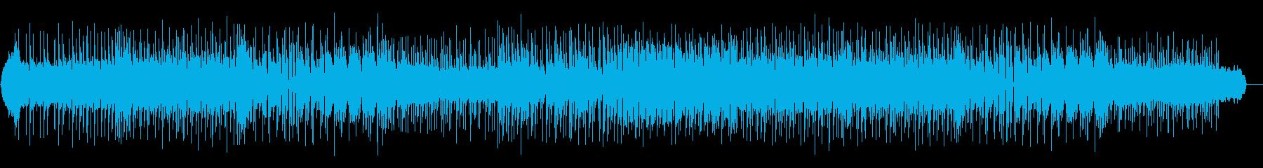 オープニングに最適!疾走感のある一曲ですの再生済みの波形
