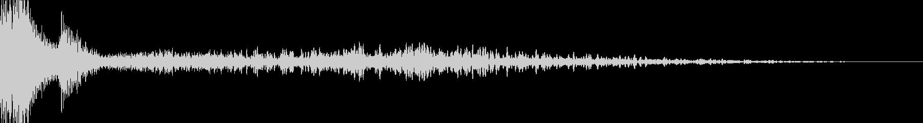 【電子音】 SF デジタルFX 19の未再生の波形