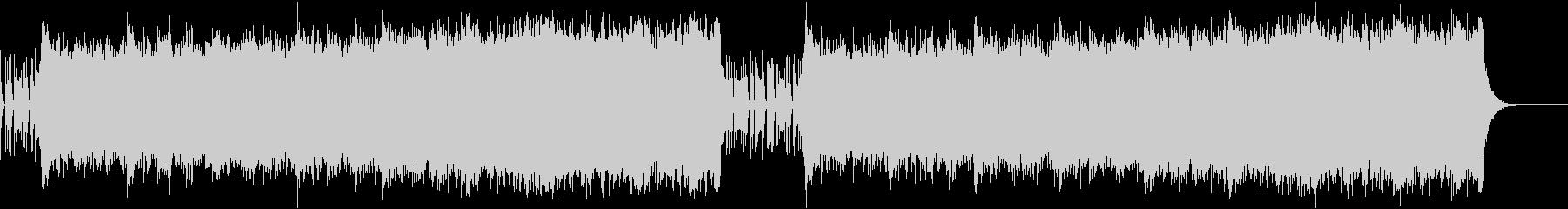ファンタジー・オーケストラ・城の未再生の波形