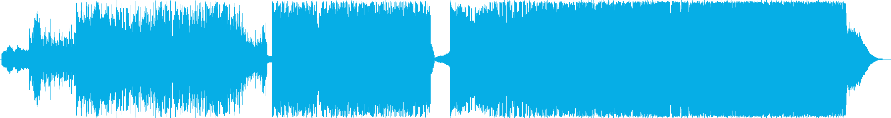 ポップ センチメンタル 技術的な ...の再生済みの波形
