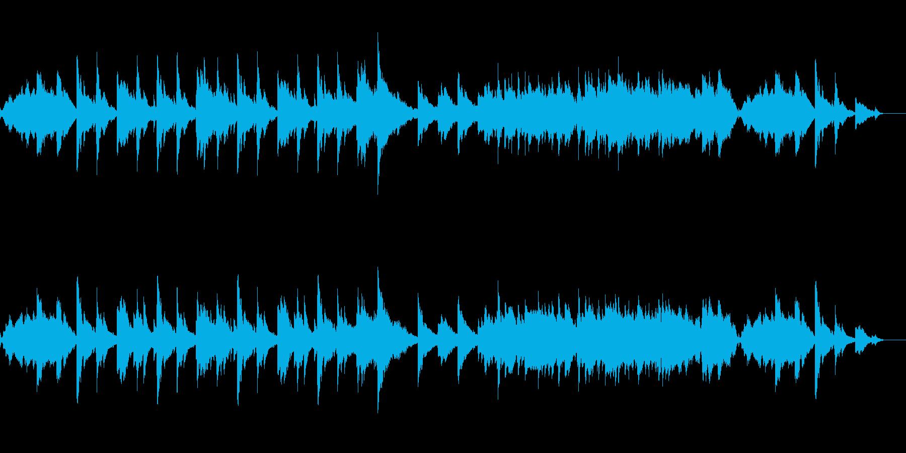 RPG:汎用BGM4の再生済みの波形