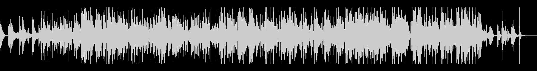 夜景の似合う落ち着いたジャズ系チルアウトの未再生の波形