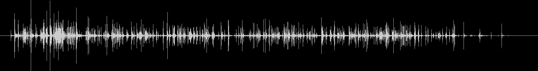 ドライドッグフードのスクープ:バッ...の未再生の波形