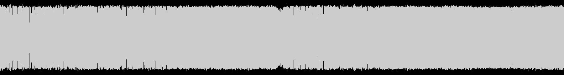 険しい山を演出したメタルギター系の曲<…の未再生の波形