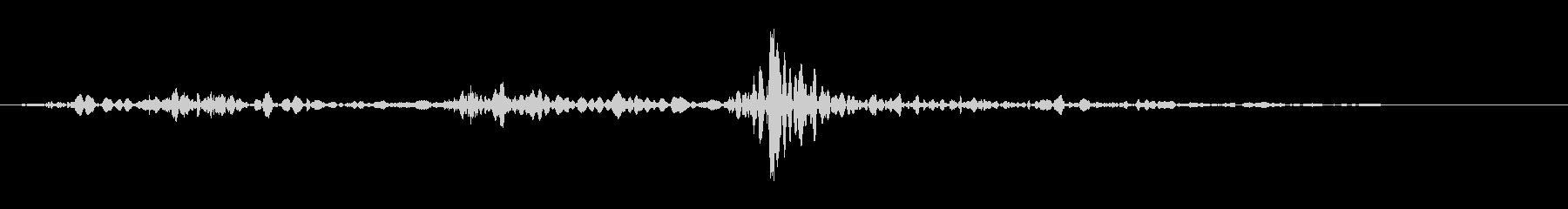 大型フライトケース:オープントップ...の未再生の波形