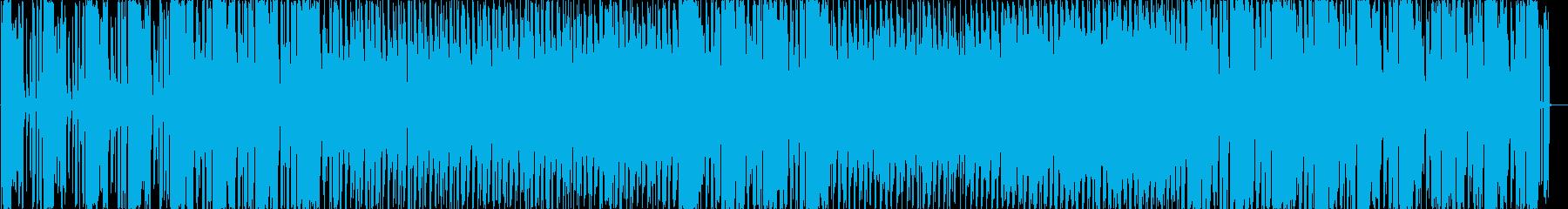 エレクトロ 技術的な 説明的 ad...の再生済みの波形