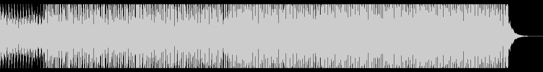 心躍るサマーポップ(90秒)の未再生の波形