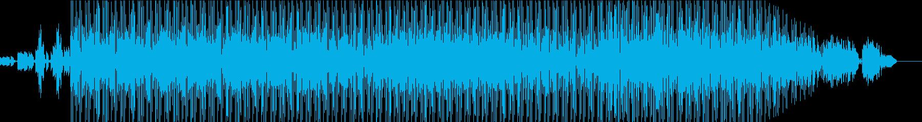 ロータリー、ボコーダー。ドラムンベ...の再生済みの波形