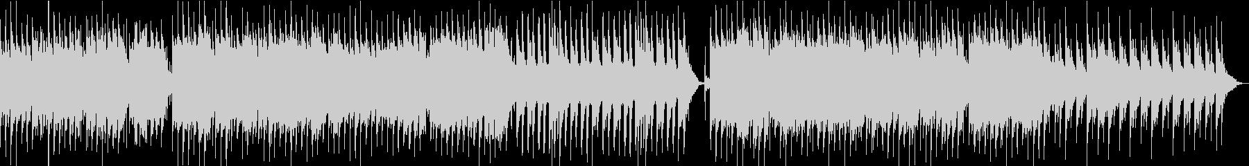 ドラマチックなピアノオーケストラ風BGMの未再生の波形