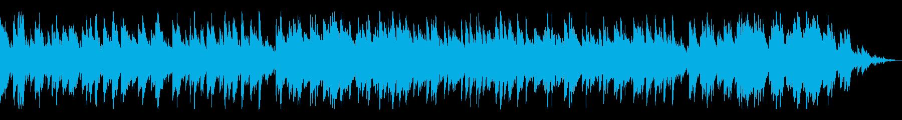 曲名:惰性 作曲:rihito気怠さ、…の再生済みの波形