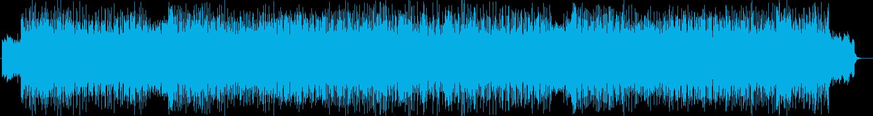 「HR/HM」「DARK」BGM265の再生済みの波形