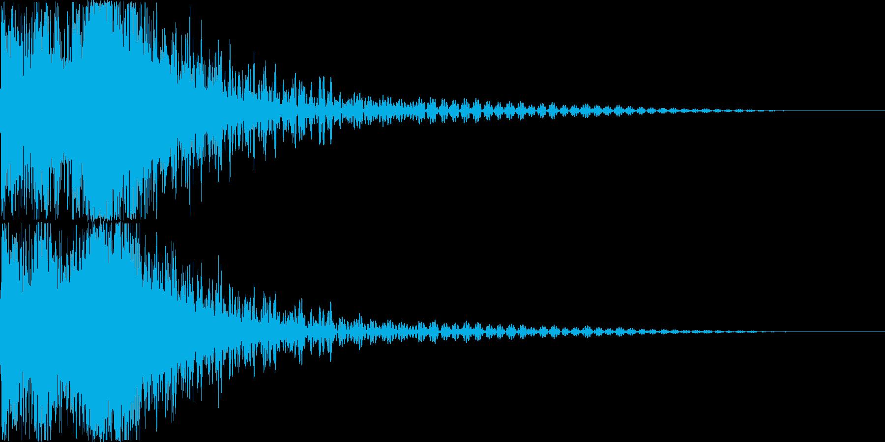 ロボット 合体 ガシーン キュイン 40の再生済みの波形